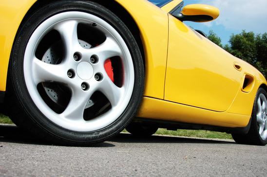 Har du også en bil på gule plader?